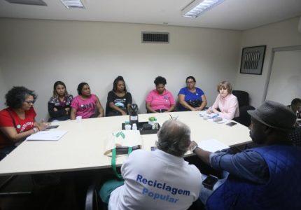 Paraná terá Política Estadual Pró-Catadores de Recicláveis