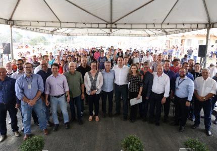 Sete municípios recebem o total de R$ 12,6 milhões para ações