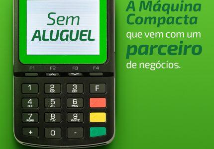 Sicredi lança Máquina Compacta de Cartões e reforça atuação  no mercado de meios de pagamento