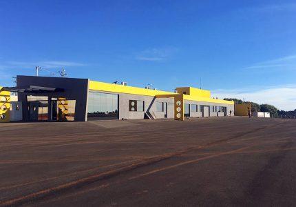 Recursos municipais custeiam a manutenção do Aeroporto Tancredo Thomas de Farias