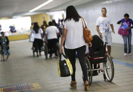 Avança no Senado liberação do BPC a mais de uma pessoa com deficiência na família