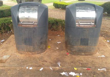 Ministério Público investiga compra e instalação de lixeiras subterrâneas em Guarapuava