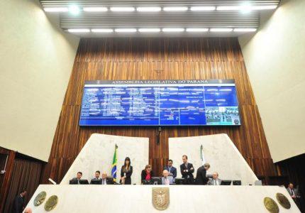 Assembleia aprova projeto de lei que extingue a licença especial dos servidores públicos