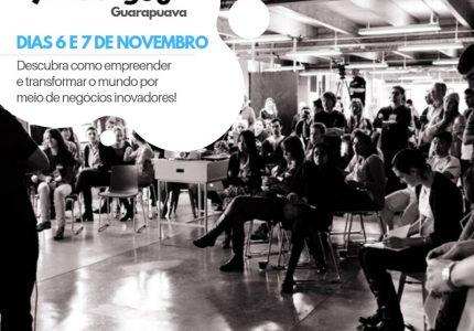 Guarapuava sedia Circuito de Inovação 9Week360 da Faciap