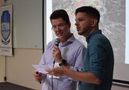 Plano de Mobilidade Urbana é apresentado à comunidade e segue para aprovação na Câmara