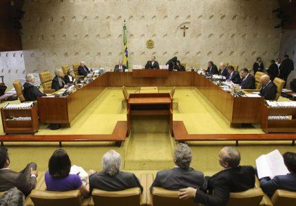 STF suspende julgamento de prisão após condenação em segunda instância