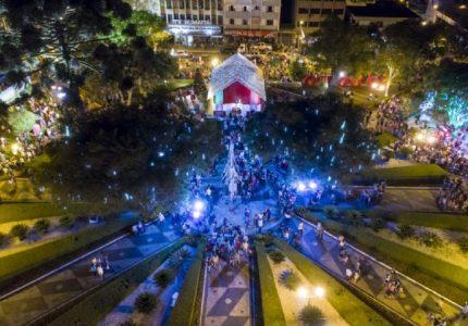 Prefeitura de Guarapuava vai gastar cerca de R$ 800 mil com a programação do Natal 2019
