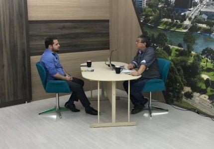 Guarapuava conta com programa de televisão dedicado exclusivamente à política