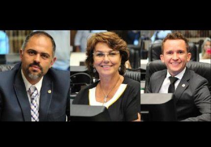Deputados protocolaram 52 projetos de lei em 11 meses; apenas cinco foram sancionados pelo governador