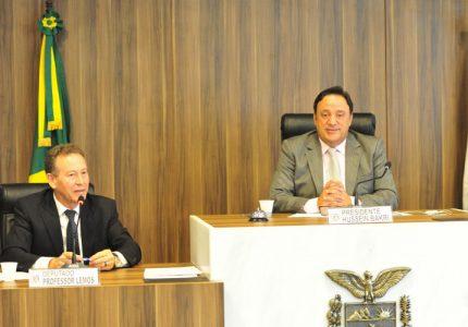 Audiência pública debaterá PEC da reforma da previdência dos servidores do Estado