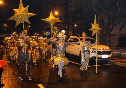 No domingo (15), Acig realiza 2ª Parada de Natal de Guarapuava