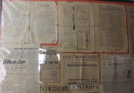 A imprensa escrita em Guarapuava