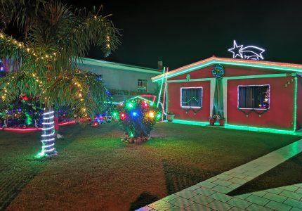 Acig e Energisa premiam empresas e residências com as decorações natalinas mais bonitas de Guarapuava