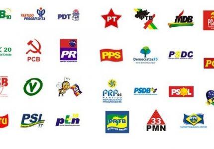 Saiba quais partidos já foram representados na Câmara de Guarapuava
