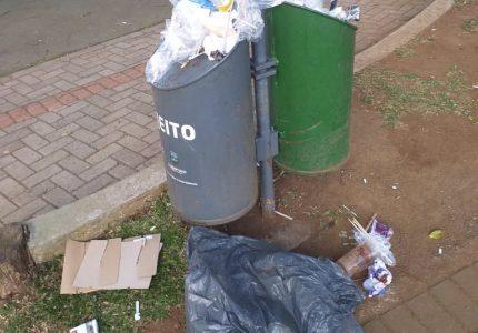SEMAG orienta população sobre destinação correta dos resíduos