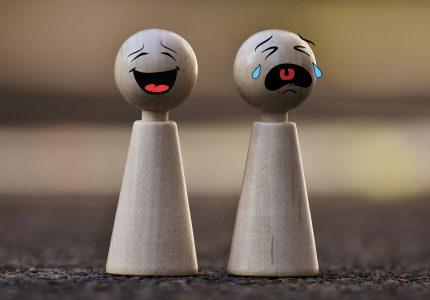 Entre o riso e o choro