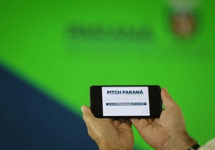 Começa nesta quarta-feira (28) a segunda etapa do Pitch Paraná