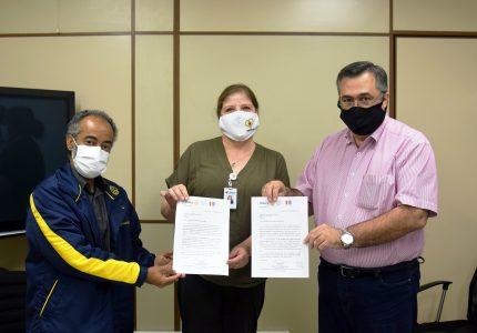 Rotary Internacional doa R$ 185,9 mil para Hemocentro de Guarapuava