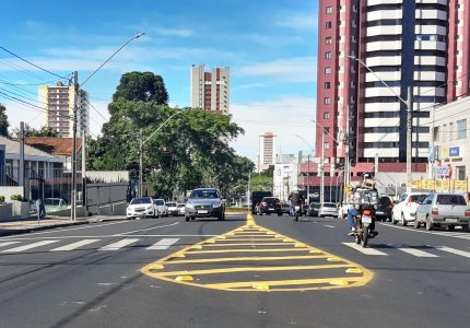 Guarapuava registra menos acidentes de trânsito em 2020