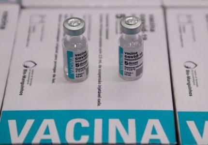 Regional de Saúde de Guarapuava recebe mais 18.145 doses da vacina AstraZeneca nesta sexta (28)