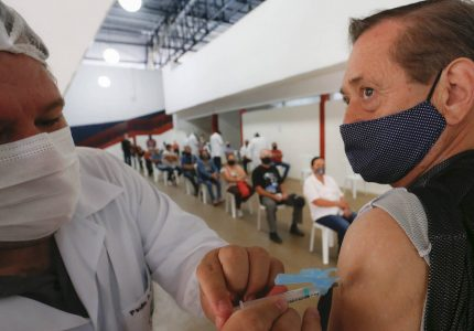 Paraná ultrapassa 3 milhões de doses aplicadas da vacina contra a Covid-19