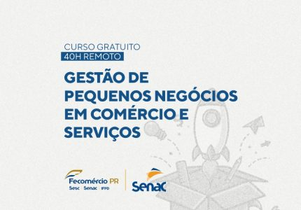Secretaria da Mulher e Senac oferecem curso gratuito