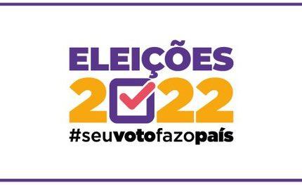TSE apresenta logotipo das Eleições 2022