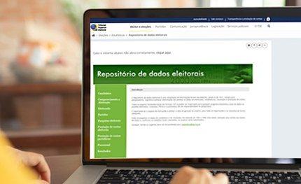 Contas de candidatos e partidos políticos podem ser consultadas na internet