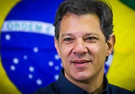 Justiça Eleitoral de São Paulo absolve Haddad por unanimidade