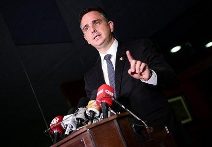 Eleições são inegociáveis, diz Pacheco; senadores reagem a Braga Netto