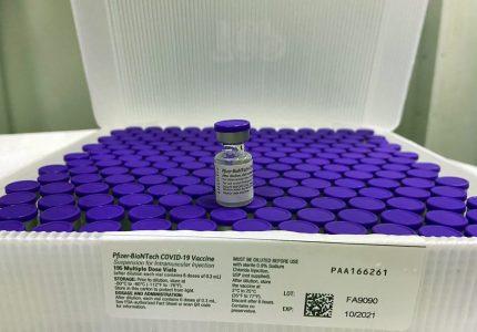 Regional de Saúde de Guarapuava recebe 3.862 novas doses de vacinas contra Covid-19