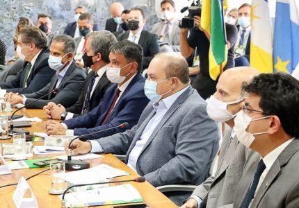 Governadores pedem diálogo nacional para retomar crescimento