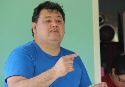 """A luta em Guarapuava sempre foi difícil"", diz Dr. Antenor"
