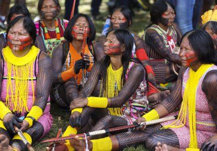 Mulheres indígenas seguem mobilizadas contra Marco Temporal