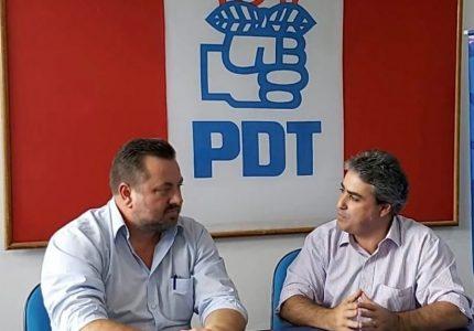 PDT Centro Sul realizará encontro regional em Guarapuava