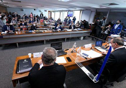 Com votação marcada para terça, relatório da CPI ainda pode receber alterações